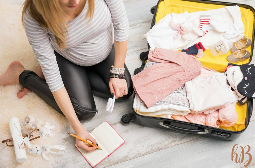 Hospital Bag – What To Pack